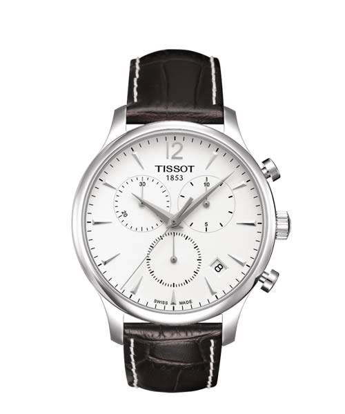 Tissot Tradition (T063.617.16.037.00) Herren Chronograph