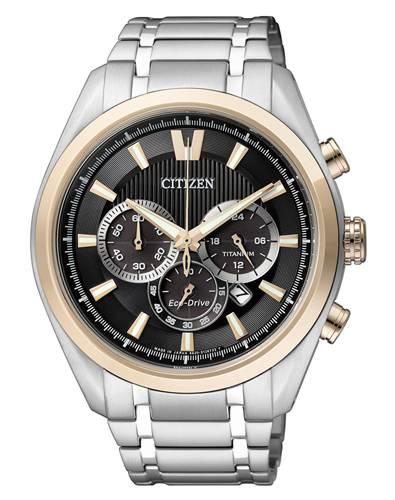 Citizen Eco-Drive CA4010-58L Super Titanium Armbanduhr