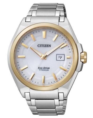 Citizen Super Titanium BM6935-53A Eco-Drive Herrenuhr
