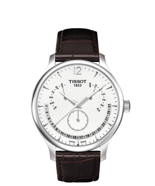 Tissot Tradition (T063.637.16.037.00)