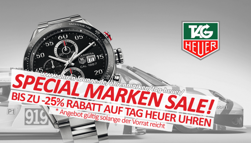 Tag Heuer Swiss Made Uhren